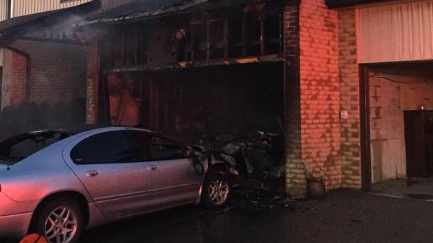 BBQ烤炉爆炸 大多伦多地区男女屋主双双殒命