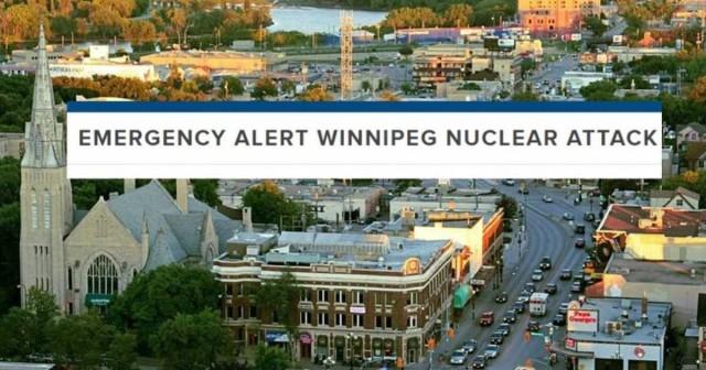 昨晚,优发国际一个社区接到核导弹袭击警报