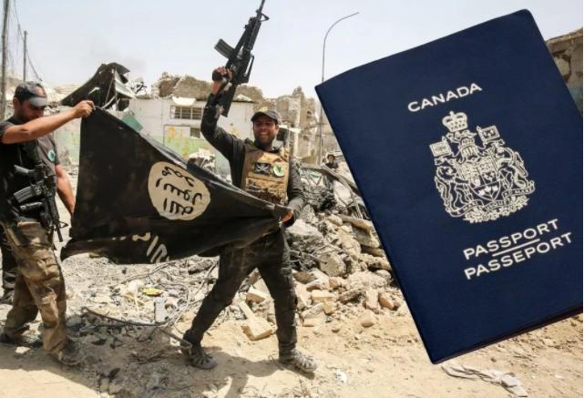 欢迎IS?加拿大对恐怖分子的仁慈令人愤怒