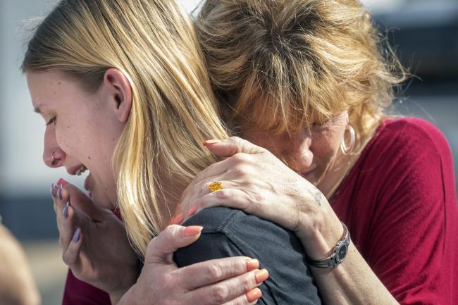 震惊 17岁少年再次血洗美国校园 10死30伤