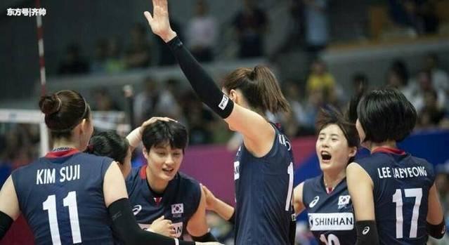 中国女排被韩国队打醒了 郎平最担心之事发生了