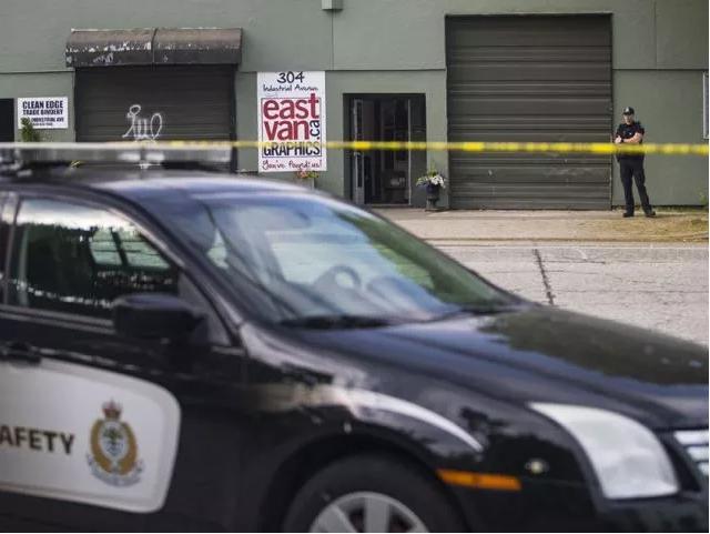 温哥华市中心 竟有人向孕妇开枪!腹中胎儿死亡