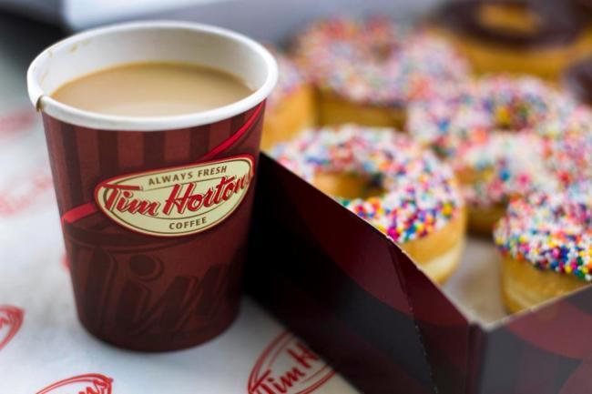 加拿大国民品牌Tim Hortons失宠 排名惨不忍睹
