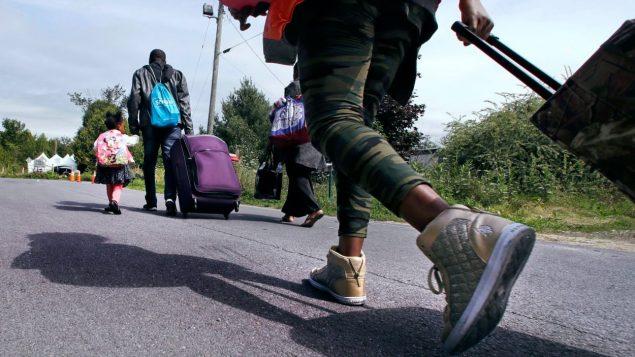 偷越加美邊境攻略︰美國鼓勵難民前往加拿大