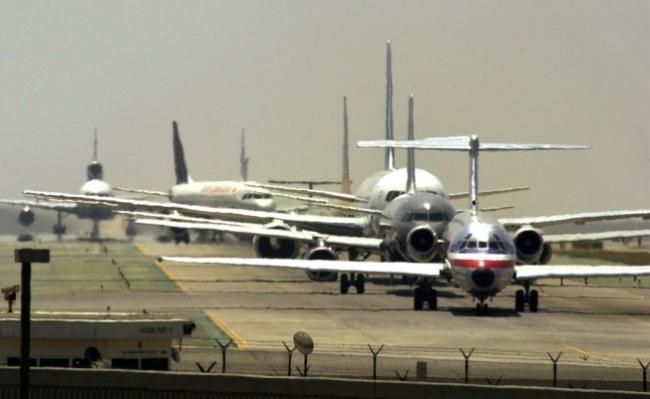 今夏在美国搭机注意!飞机载客量将破纪录