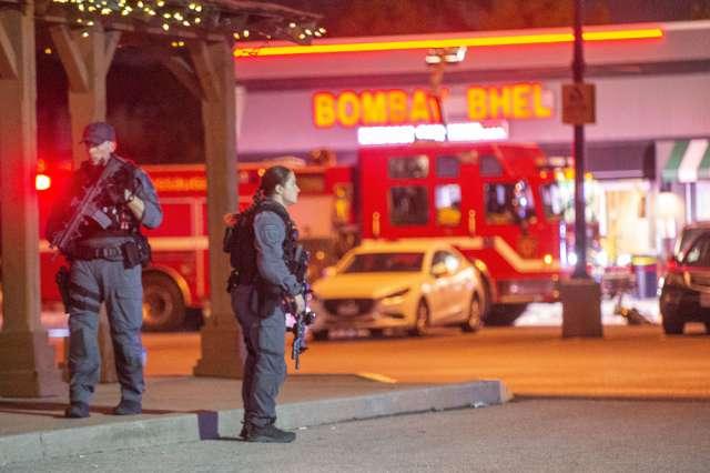 印度外长谴责爆炸案 喊话特鲁多:我来帮你反恐