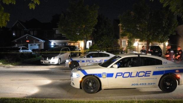 凌晨命案 19岁男子家庭派对上被刺身亡