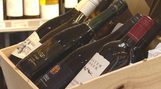 BC食品店货架只摆本省葡萄酒:美国不服