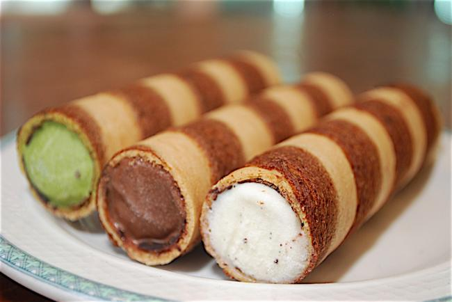 Ice Cream不及Gelato,始终还是你最好