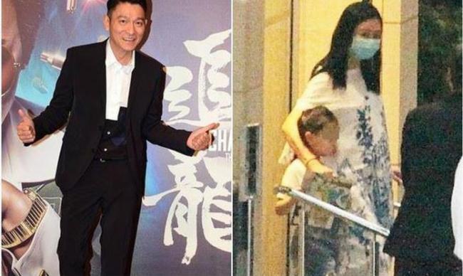 """刘德华再度""""造人""""成功?52岁朱丽倩疑怀二胎"""