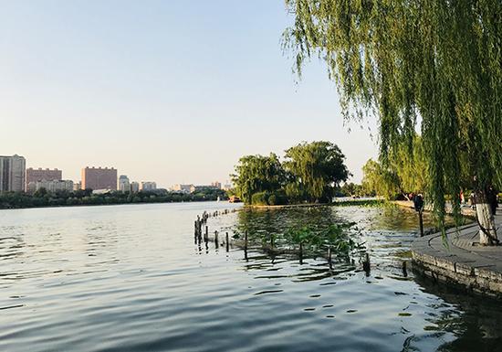 济南寻泉:溪多宽 床就有多宽