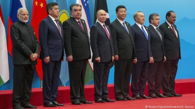 G7闹成这样 上合却在秀恩爱