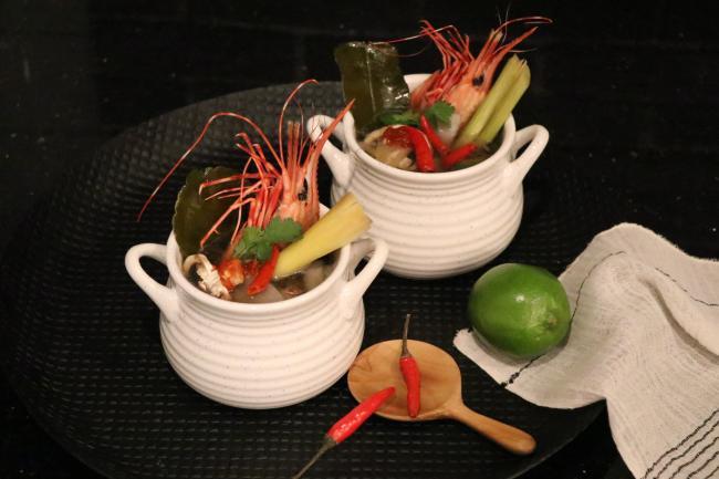 斑点虾只会刺身和白灼?教你几招别样吃法(下)