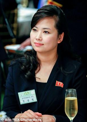 不止玄松月金与正 澳媒揭川金会4位朝鲜美女高官