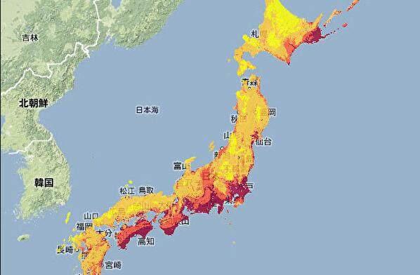 日本大阪发生5.9级地震 现场惨不忍睹