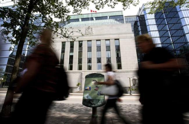 央行副行長︰加拿大基準利率今年或將迎來巨變