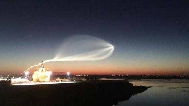 俄罗斯世界杯期间惊现UFO 外星人也来看球?