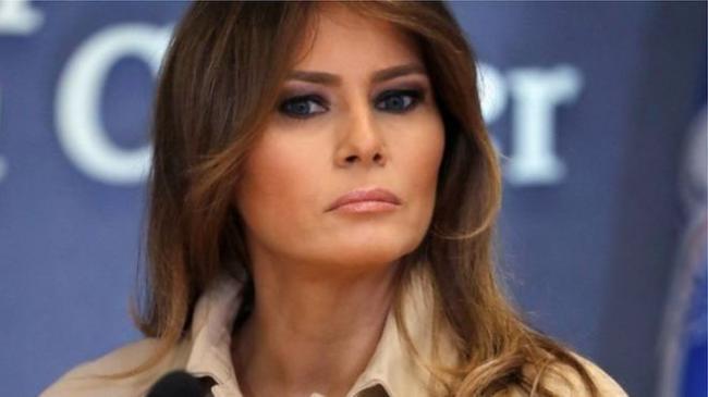 后院起火 美第一夫人公开反对川普移民政策