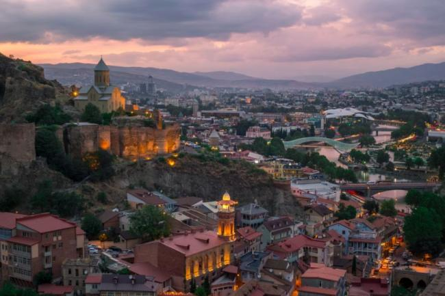 格鲁吉亚 冷门小国却有着最丰富的旅游资源