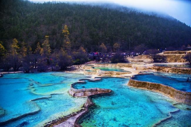 距离九寨沟100公里 这个景区也是世界自然遗产却很低调