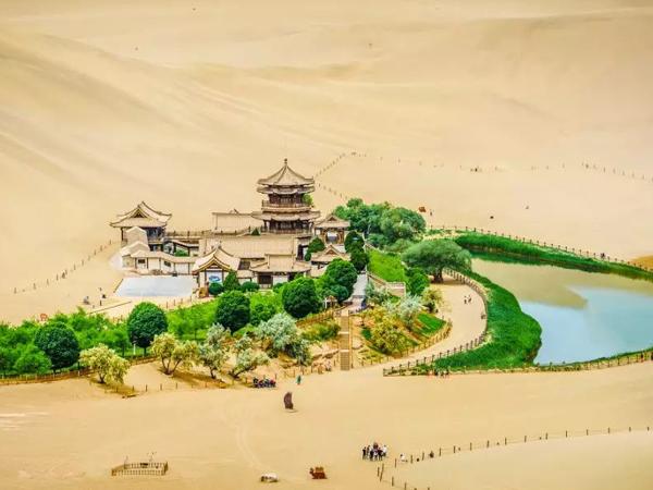 中国卢浮宫:大美敦煌