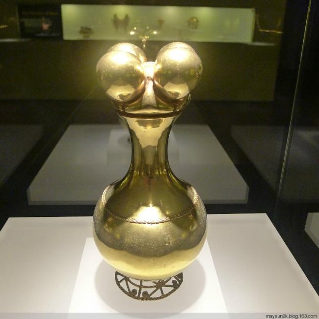 黄金博物馆 痴迷黄金的玛雅人