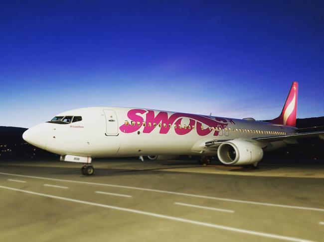 西捷航空超低价安省到BC省今日首飞  最低价39元