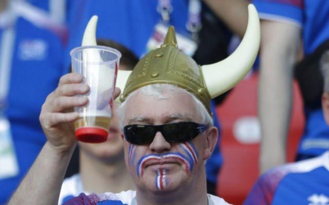 莫斯科啤酒被喝光 服务员:谁知道球迷这么能喝