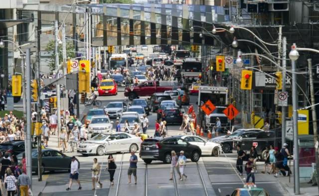 加拿大这座城通勤状况北美最糟!排名世界倒数