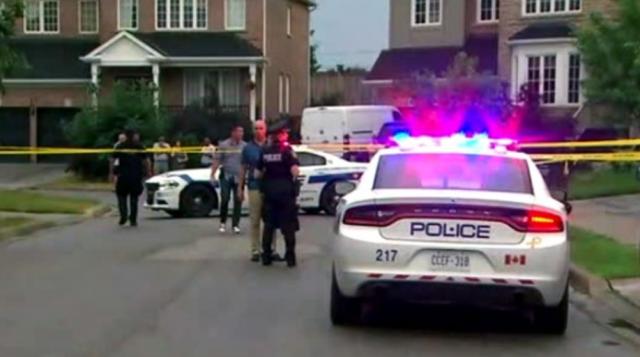 宾顿发生枪击事件 20岁男子中枪丧生