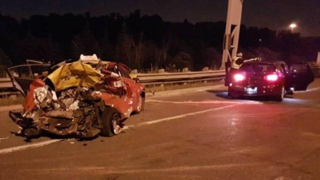 心碎:路怒致401&Leslie发生三车碰撞 女婴重伤
