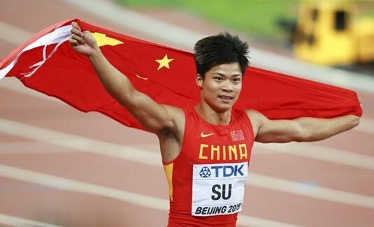 已非运动员?中国百米第一飞人新身份曝光