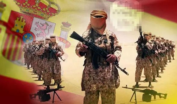 警惕!200名IS外籍武装分子或逃回西班牙