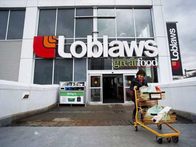 什么?加拿大Loblaw超市要涨价 其他超市也快了