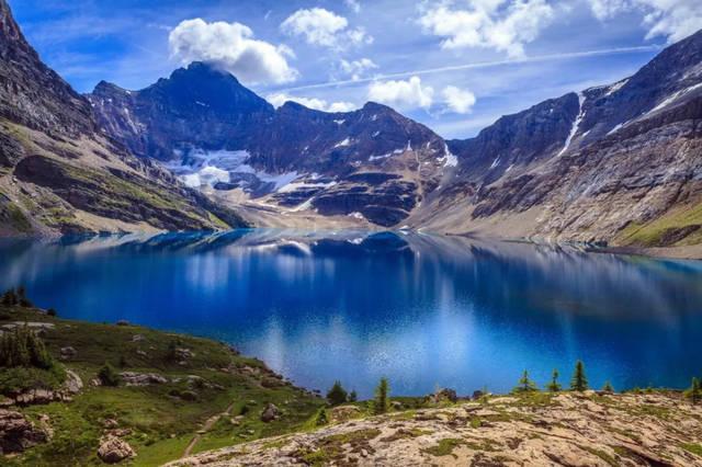 令人窒息的仙境 惊艳世界的冰川湖都在这
