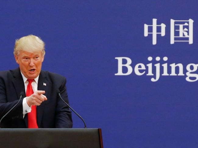 川普与北京比狠 美媒揭贸易战升级规律