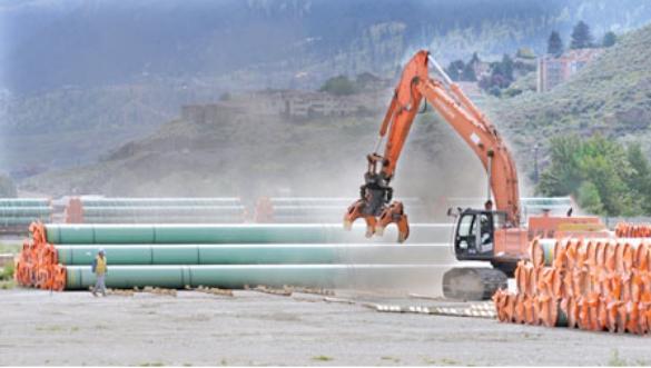 扩建跨山油管料延一年竣工 联邦开支将增19亿