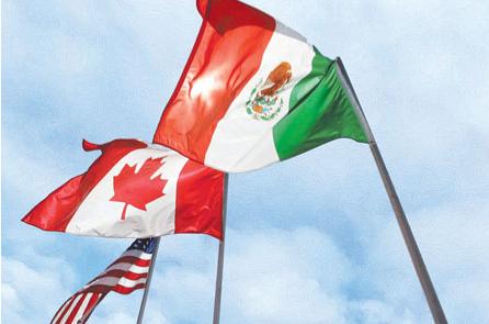 美墨双边谈判月底完成 加拿大悲催了