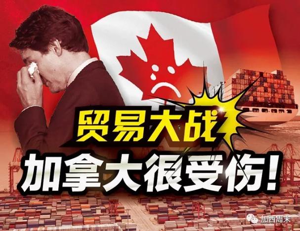 美加贸易争端解决无期  经济停滞 加拿大挺得住吗