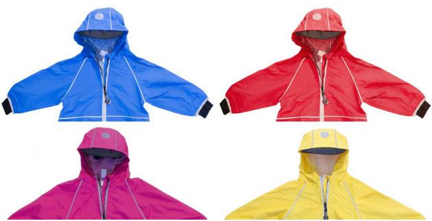 加拿大召回3200件危險的兒童夾克 全部中國造