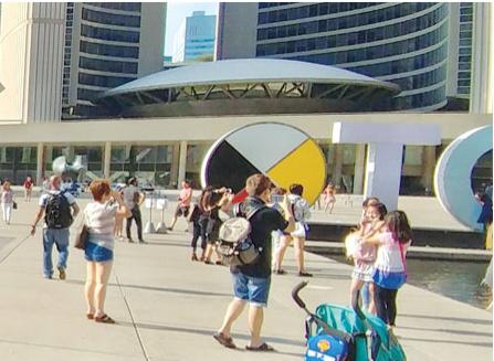 加中旅游年有收获 首季中国游客增23.9%