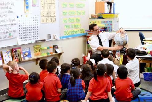 一个移民妈妈眼中的加拿大小学教育