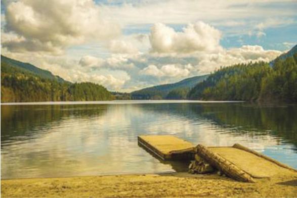 大温这个湖今夏已有2人溺亡 BC今年有44人淹死