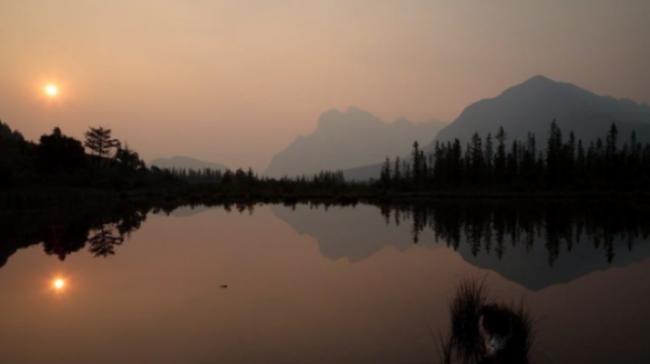 加拿大的落基山美景 现在全被毁了