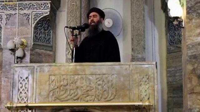 IS头目发表讲话 呼吁继续对加拿大等国发动袭击