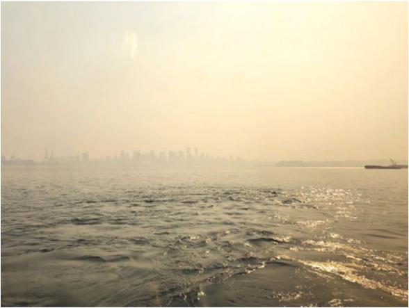 总理视察山火 成立特别委会救灾 西风助驱散雾霾