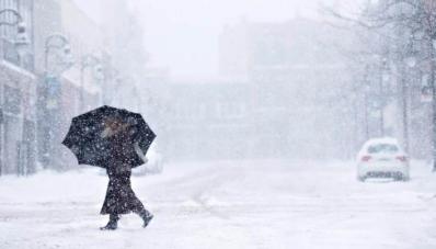 """今年冬天冻""""死""""人!暴风雪已进入倒计时"""