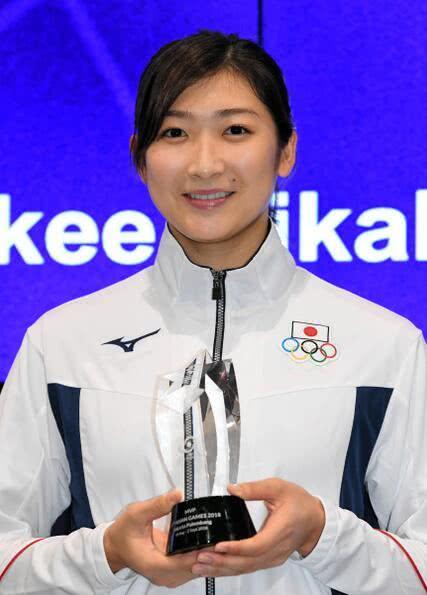 日本天才少女当选亚运MVP 独揽6金