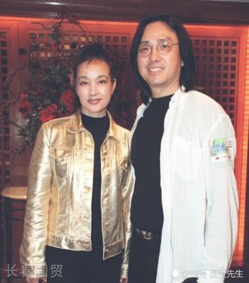 刘晓庆前男友近照曝光 如今66岁依然单身