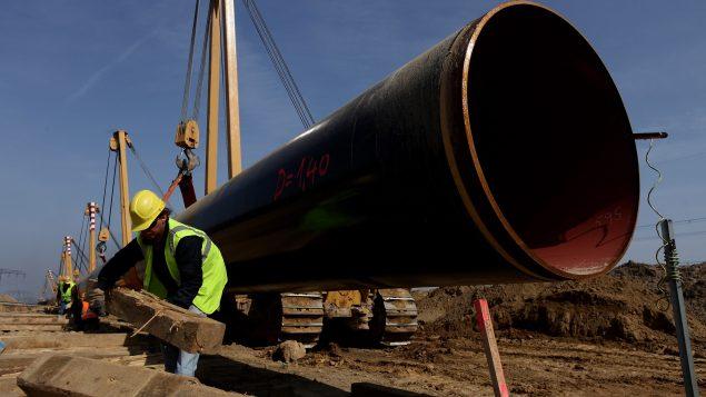 考虑上诉或立法 定要让跨山油管项目开工